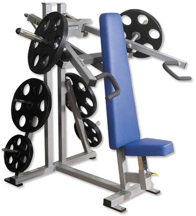 Magnum 414 Shoulder press Жим на плечи