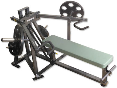 Б/у скамья для жима лежа Magnum 416 Supine bench press
