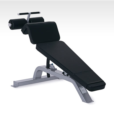 Icarian 113 Adjustable decline bench Наклонная скамья для пресса
