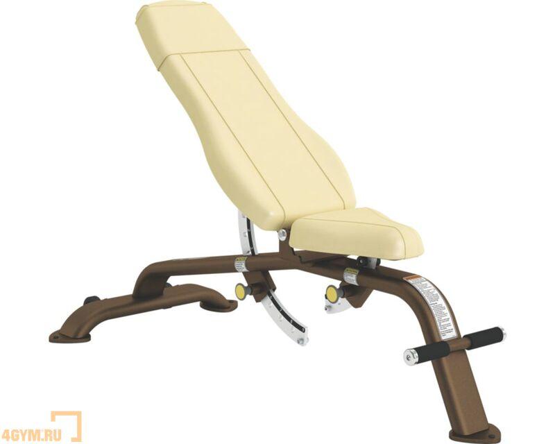 Cybex 16000 Adjustable flat bench Универсальная скамья