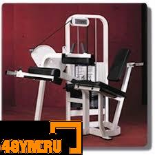 Б/у тренажер для зала Cybex VR2 4626 Leg Curl