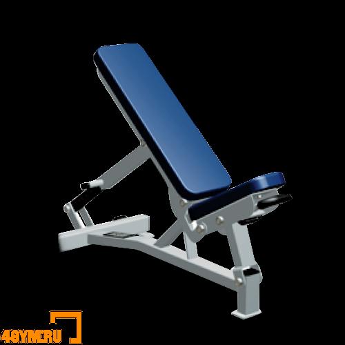 Регулируемая скамья Hammer Strength FWMAB Pro2