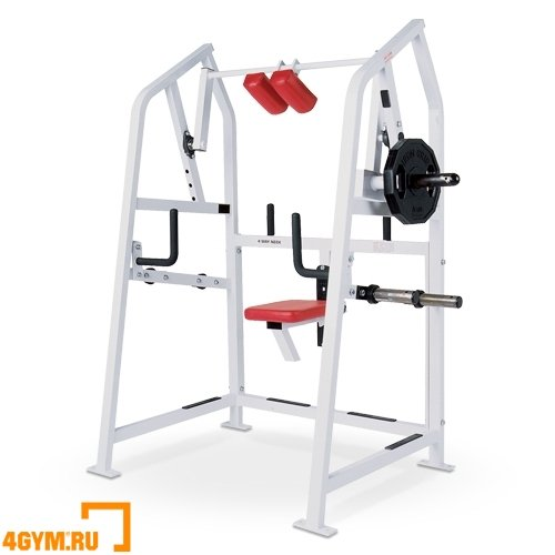 Hammer Strength PL4W Мышцы шеи