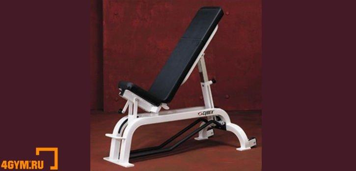 Cybex 5435 Adjustable flat bench Универсальная скамья