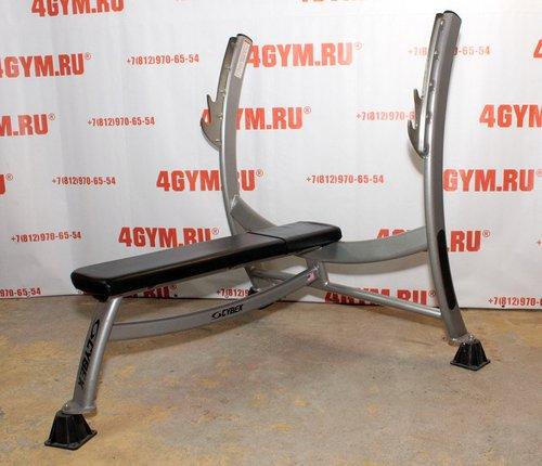 Cybex 16010 Olympic bench press Олимпийская скамья для жима лежа