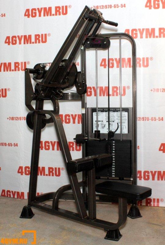 Cybex VR2 4515 Dual Axis Pulldown Двухосевая верхняя тяга