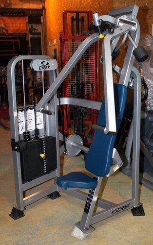 Cybex VR2 4507 Dual axis chest press Двухосевой жим от груди