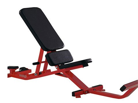 Тренажер Hammer Strength FWADJ Adjustable Flat Bench