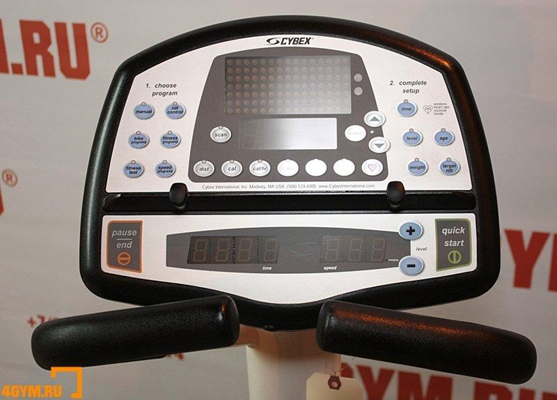 Cybex 530R Recumbent bike Горизонтальный велотренажер