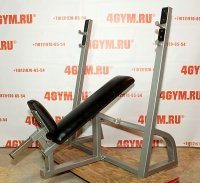 Скамья для жима Promaxima PLR-100 Olympic Incline Bench б/у