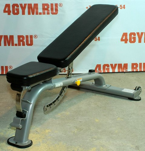 Paramount XFW-7500 Flat incline/decline bench