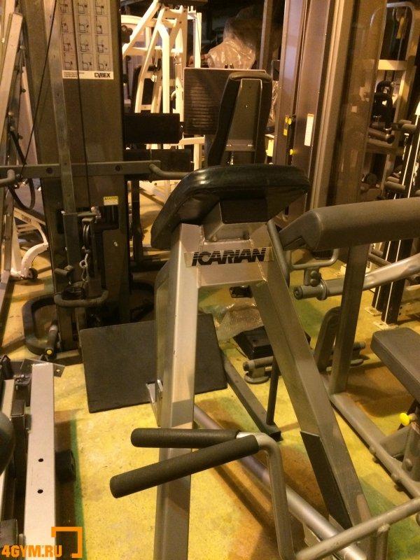 Icarian CW311 Lever row Гребная рычажная тяга из наклона