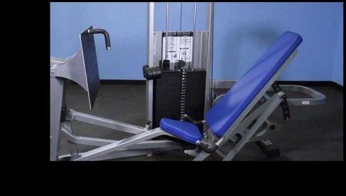 Б/у тренажер для жима ногами Cybex VR2 4605 Leg Press