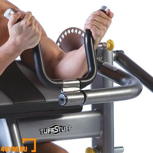 Tuff Stuff RBT-338 Arm Bi/Tri Bench Бицепс/Трицепс