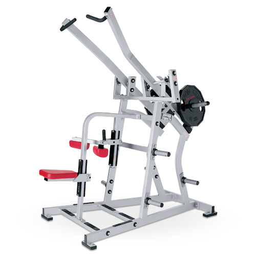 Hammer Strength ILWPD Iso-Lateral Wide Pulldown Независимая тяга сверху широким хватом