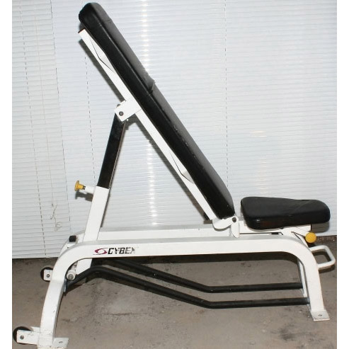 Cybex 5435 Adjustable flat bench Скамья универсальная