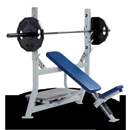 Hammer Strength OIB Olympic incline bench Олимпийская скамья с положительным наклоном