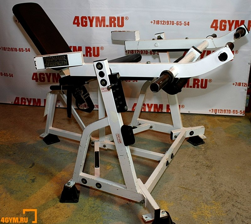 Hammer Strength PLLE Leg Extension Разгибание ног