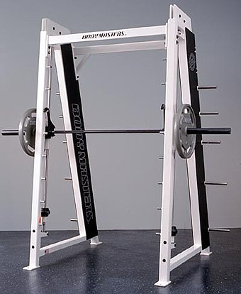 Body Masters BE-218A Smith Machine Машина Смитта