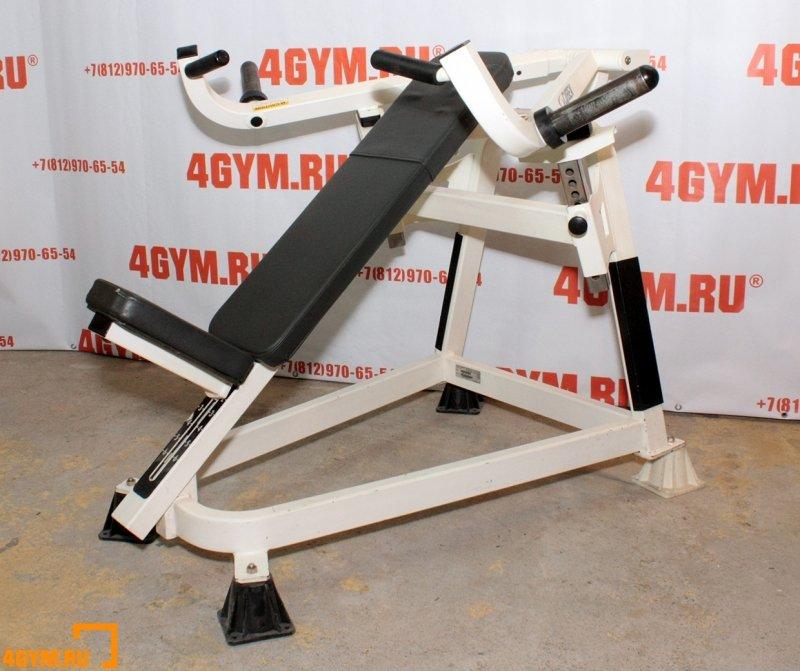 Cybex PL 5250 Single Axis Incline Жим от груди под наклоном