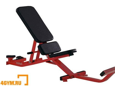 Hammer FWADJ Adjustable Flat Bench Универсальная скамья