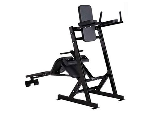 Hammer BWABWS  Hammer Strength Body Weight Abdominal Work Station Поднятие коленей/скамья для пресса