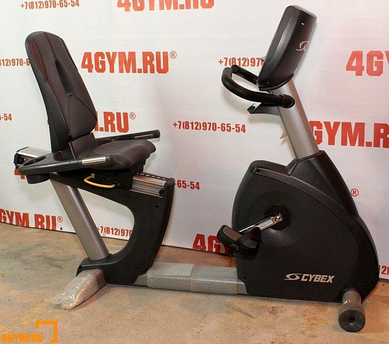Cybex 750R Recumbent bike Горизонтальный велотренажер