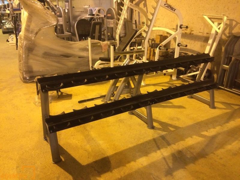 Hampton DR-10 Dumbbell rack Стойка для гантелей