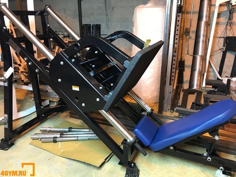 Hammer Strength PLLL2 Plate loaded Linear leg press Жим ногами